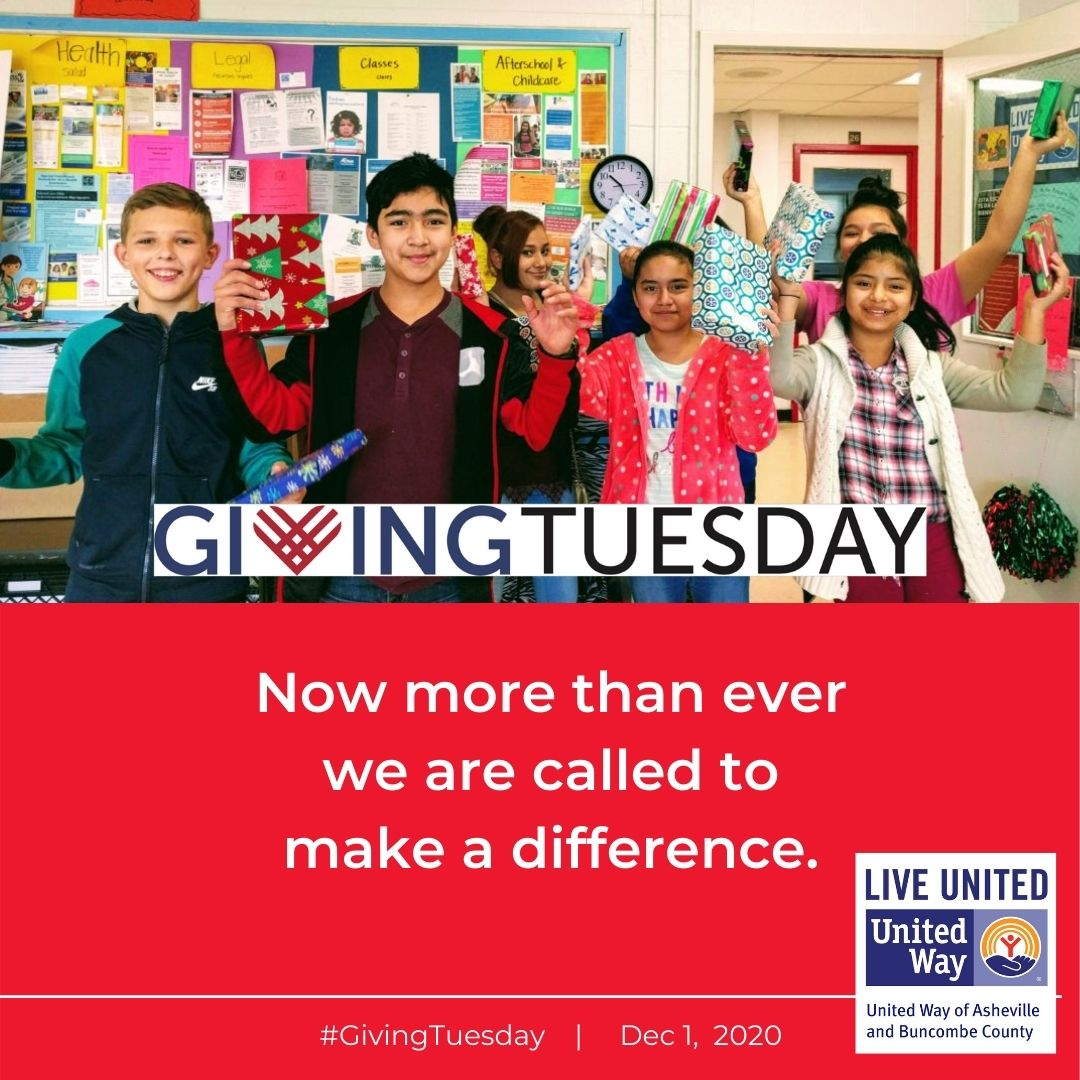 UWABC Giving Tuesday 2020