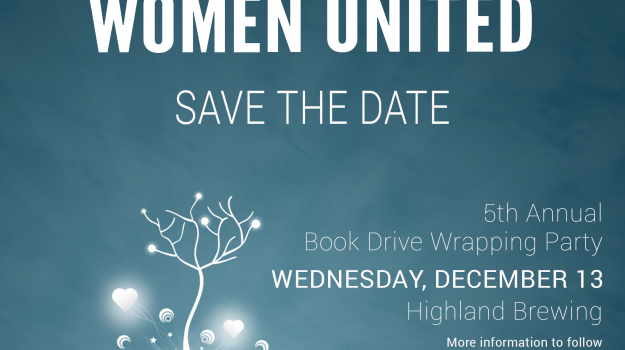 5th Annual Women United's Book Drive Wrapping Party