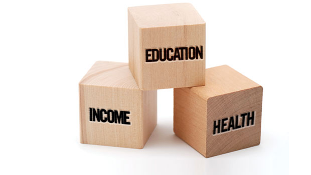 Education Income Health